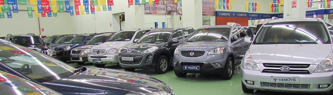 Tasación de coches y centro de compra de automóviles