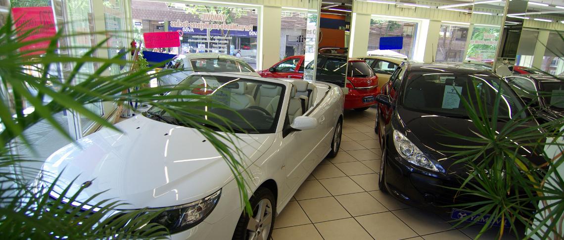 El mayor compraventa de coches en el centro de Madrid