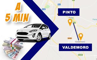 Tasamos tu coche y te damos hasta 2.000€ más que el resto en Valdemoro