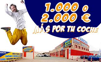 Tasamos tu coche y te damos hasta 2.000€ más que el resto en Mostoles - Toledo