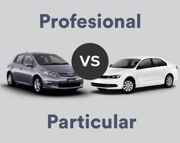 Vender coche a particular