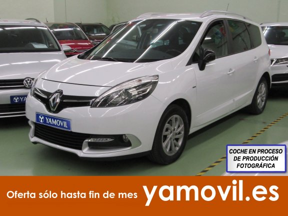 Renault Grand Scenic LIMITED ENERGY 7PLAZAS