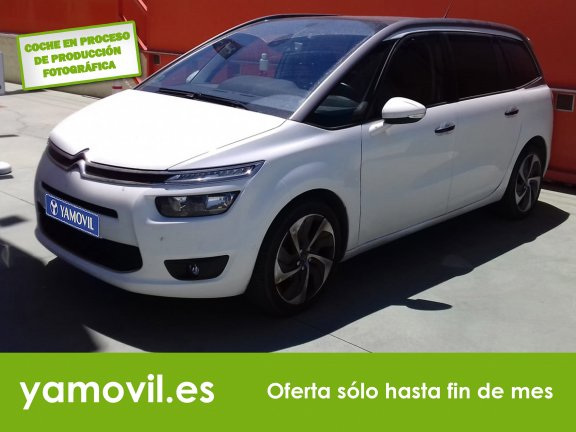 Citroen C4 Grand Picasso 150CV BLUEHDI 150CV