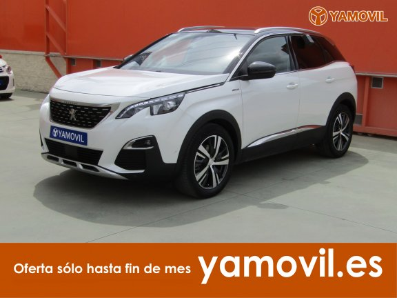 Peugeot 3008 GT LINE 2.0BLUEHDI S&S EAT8 AT
