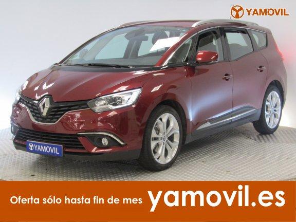 Renault Grand Scenic 1.5DCI 110CV INTENSE NAVI AUT 7PLAZAS