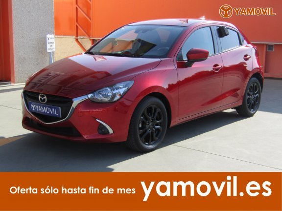 Mazda 2 1.5 BLACK TECH NAVI