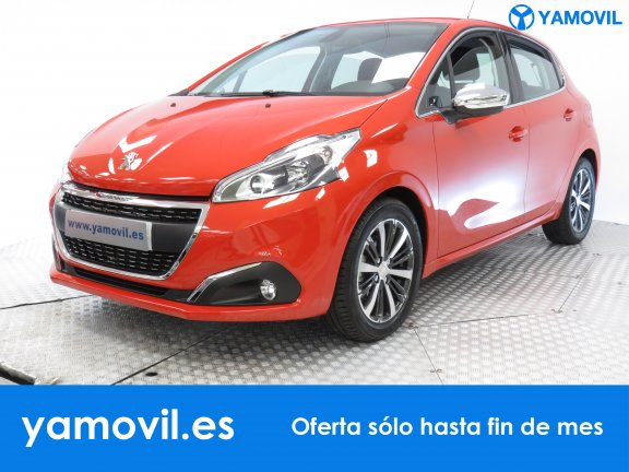 Peugeot 208 1.6HDi ALLURE 100CV