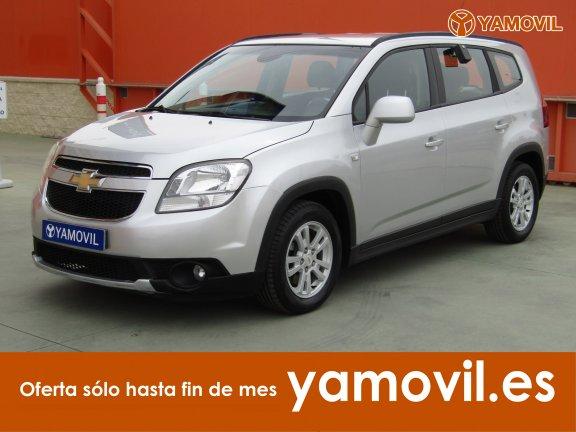 Chevrolet Orlando 2.0 VCDI LT 7PLAZAS