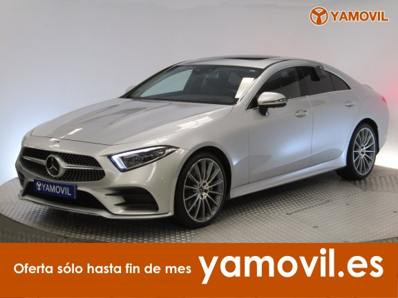 Mercedes-Benz CLS 450 AMG 4MATIC EQPOWER