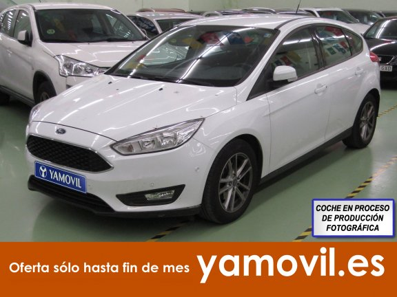Ford Focus 1.0 ECOBOOST 125 TREND