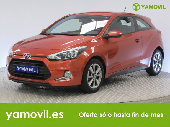 Hyundai I20 KLASS ORANGE 1.2 85CV