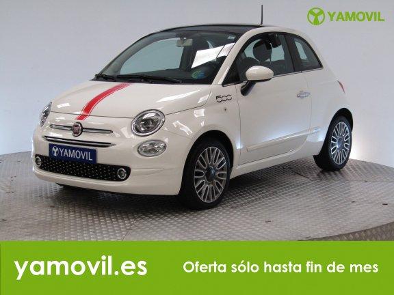 Fiat 500 1.2 69CV LOUNGE+TECHO