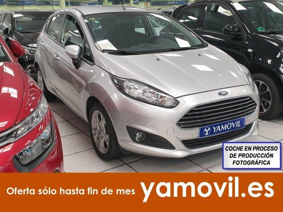 Ford Fiesta 1.6i TITANIUM Aut
