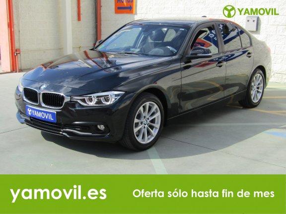 BMW 320 320D 190CV AUT 4P