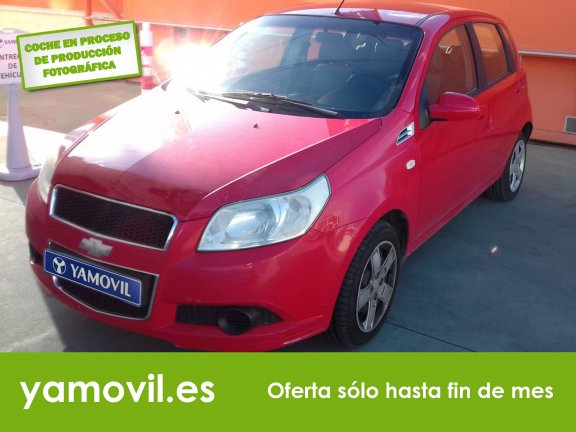 Chevrolet Aveo 1.2 84CV LS
