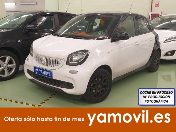 Smart ForFour 1.0 SS PASSION