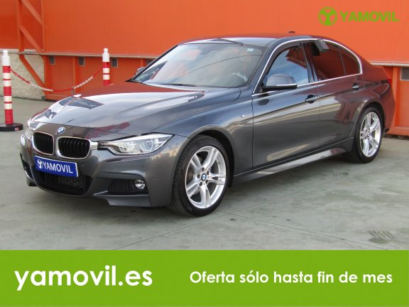 BMW 320 320D 190CV AUT PACK M