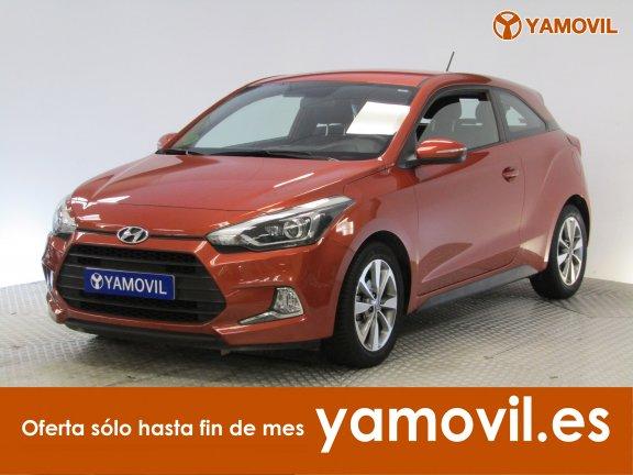 Hyundai I20 1.2 KLASS ORANGE