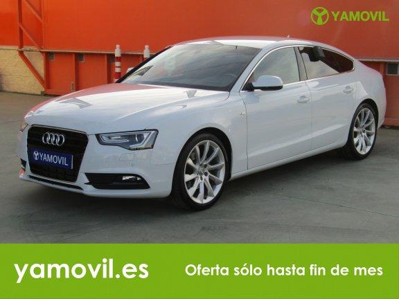 Audi A5 SPORTBACK 3.0TDI 204CV MULTITRONIC