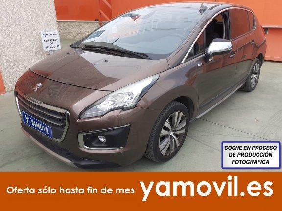 Peugeot 3008 1.6 EHDI STYLE ETG6 Aut