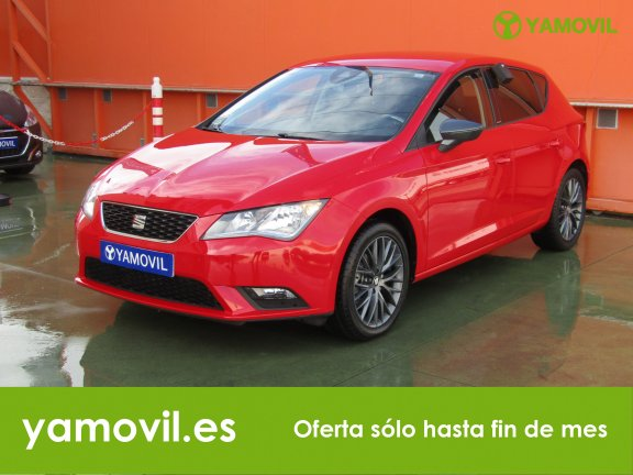 Seat Leon 1.6 TDI 110CV CONNECT PLUS 5P
