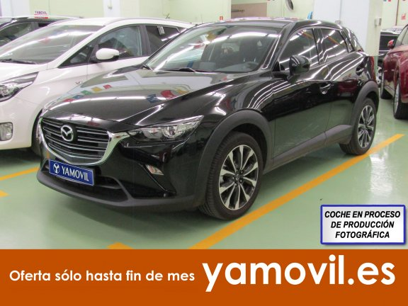 Mazda CX-3 2.0 SKYACTIV-G Evolution + Navi 2wd