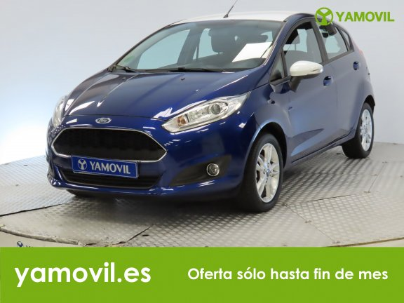 Ford Fiesta 1.2 TREND 82CV 5P NAVI