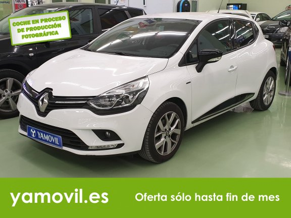 Renault Clio LIMITED ENERGY TCE 90CV