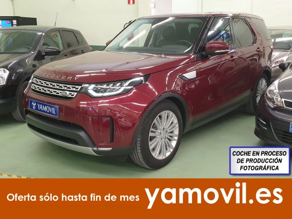 Land Rover Discovery 2.0 SD4 HSE 7PLZ