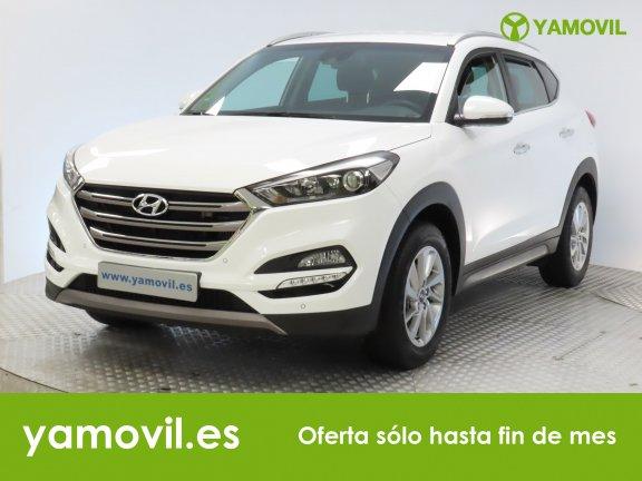 Hyundai Tucson 1.7 CRDI 115CV TEKNO