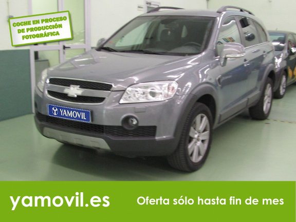 Chevrolet Captiva 2.0 VDCI 150CV LTZ 7PLZ