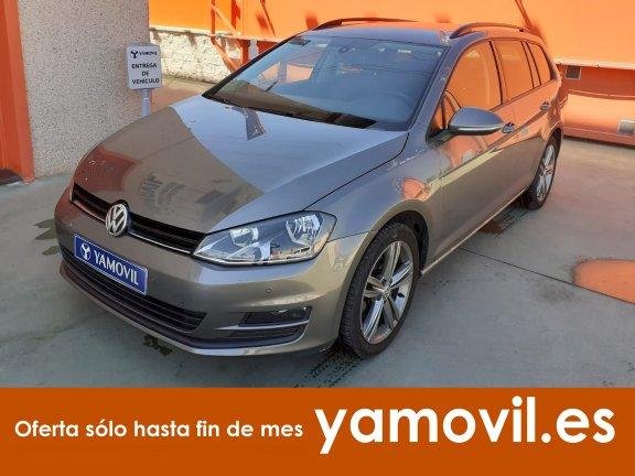 Volkswagen Golf 1.6TDI 110CV VARIANT ADVANCE