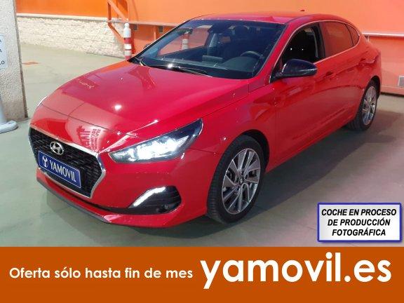 Hyundai I30 1.6 CRDI TECH FASTBACK