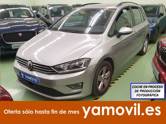 Volkswagen Golf SPORTSVAN 1.6 TDI DSG