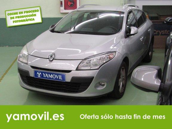 Renault Megane SPORT TOURER 1.6G 105CV DYNAMIC
