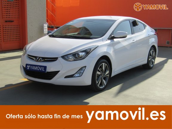 Hyundai Elantra MPI 1.6i TECNO