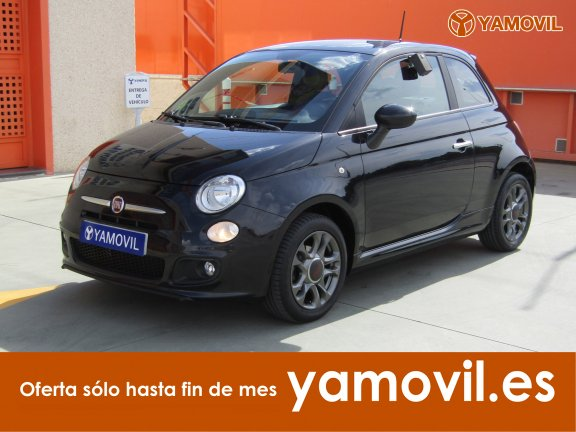 """Fiat 500 """"S"""" 1.2"""