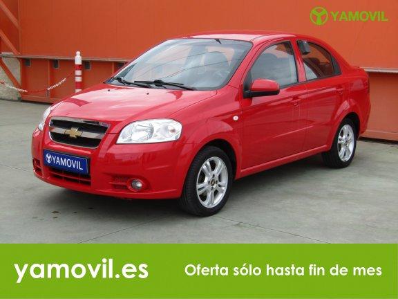 Chevrolet Aveo 1.4i LT 100CV