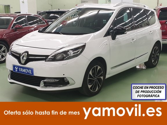 Renault Grand Scenic BOSE ENERGY TCE 132CV 7PLAZAS