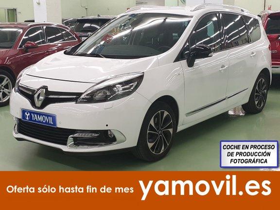 Renault Grand Scenic BOSE ENERGY TCE 132CV 7PLAZAS