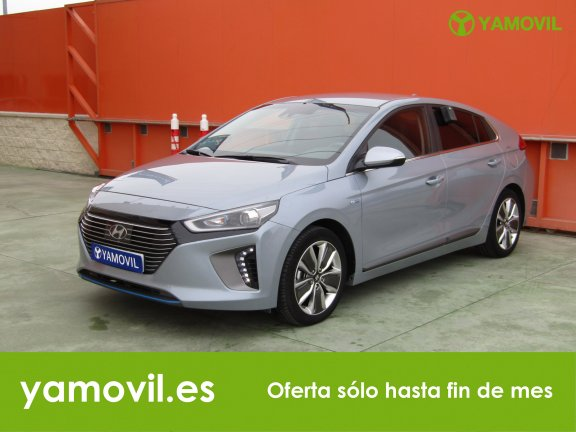 Hyundai IONIQ 1.6 GDi HEV TECNO 5P AUTO. NAVI