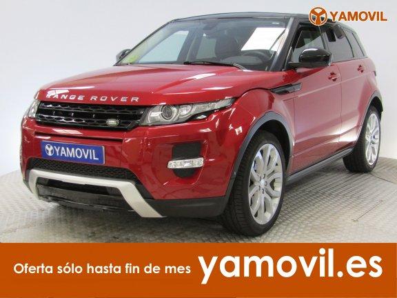 Land Rover Range Rover Evoque 2.2 SD4 DYNAMIC AUTO 4X4