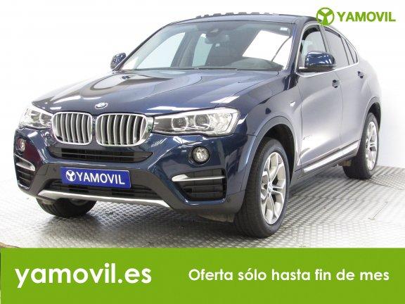 BMW X4 X-DRIVE 2.0 D AUTO 190CV