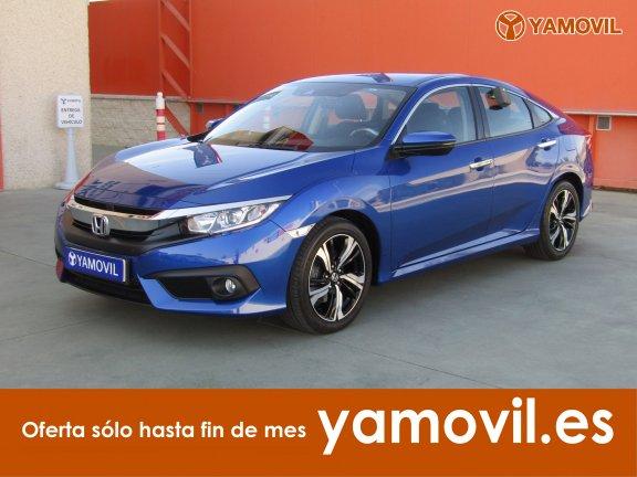 Honda Civic SEDAN 1.5VTEC TURBO ELEGANCE NAVI