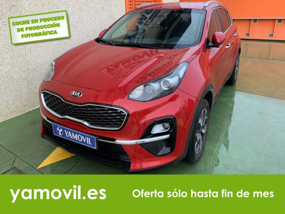 Kia Sportage 1.6G 132CV DRIVE