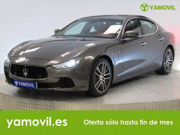 Maserati Ghibli S3.0 V6 330CV