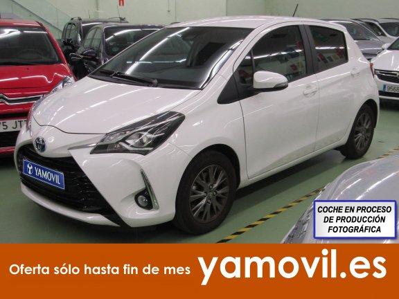 Toyota Yaris 100H AUT (e-CVT) ACTIVE