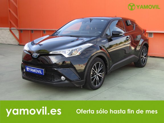 Toyota C-HR 1.8H DYNAMIC PLUS 125CV