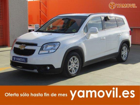 Chevrolet Orlando LT 7PLAZAS