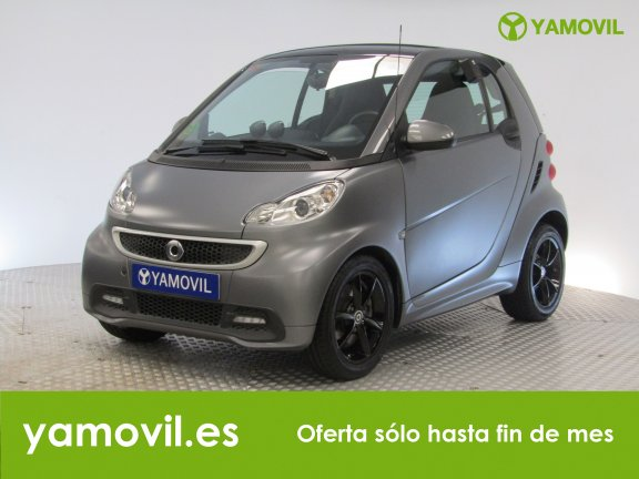 Smart ForTwo COUPE MHD 71CV GREY MATT COLLECTION